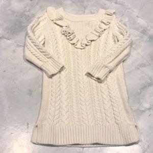 Baby gap cream sweater